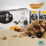 Yigarak Black Garlic Gangsan Garlic Piece Set